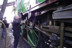 Jim_oiling_Morayshire